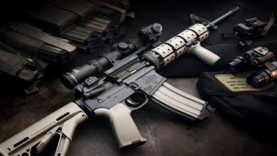 broń samoczynna