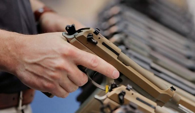 dostęp do broni palnej w polsce