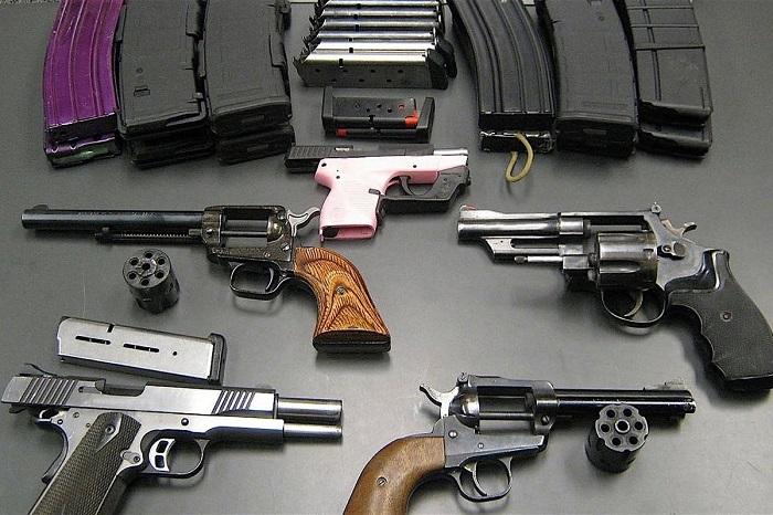 dostęp do broni