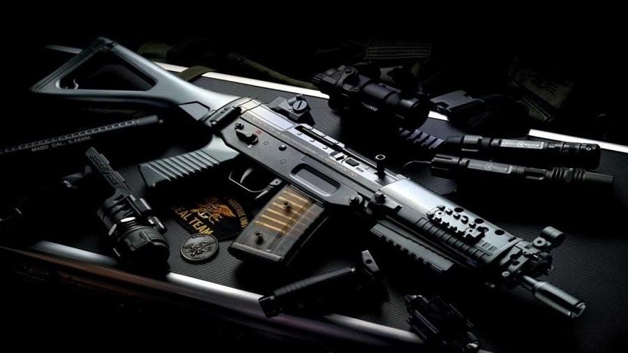 rodzaje broni samoczynnej