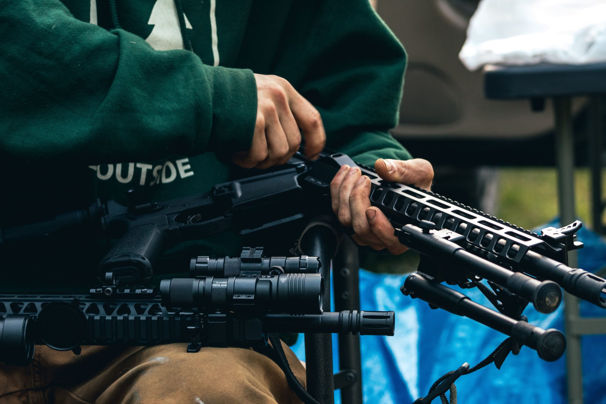 Jak zdobyć pozwolenie na broń kolekcjonerską