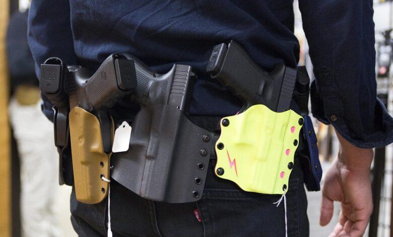 noszenie broni kolekcjonerskiej
