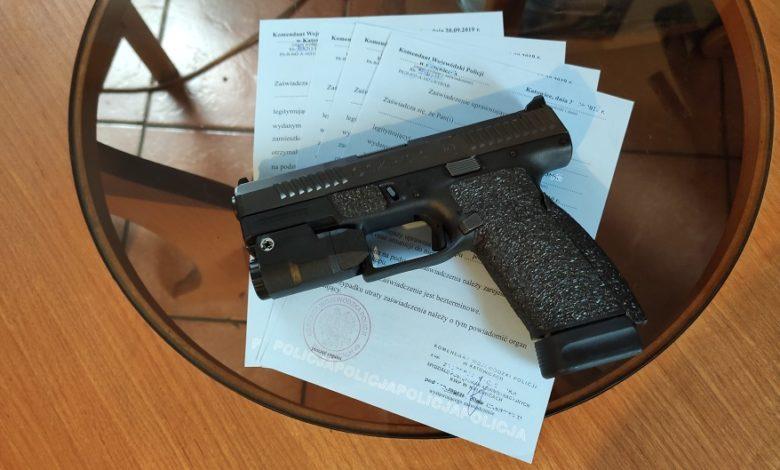 promesa na broń