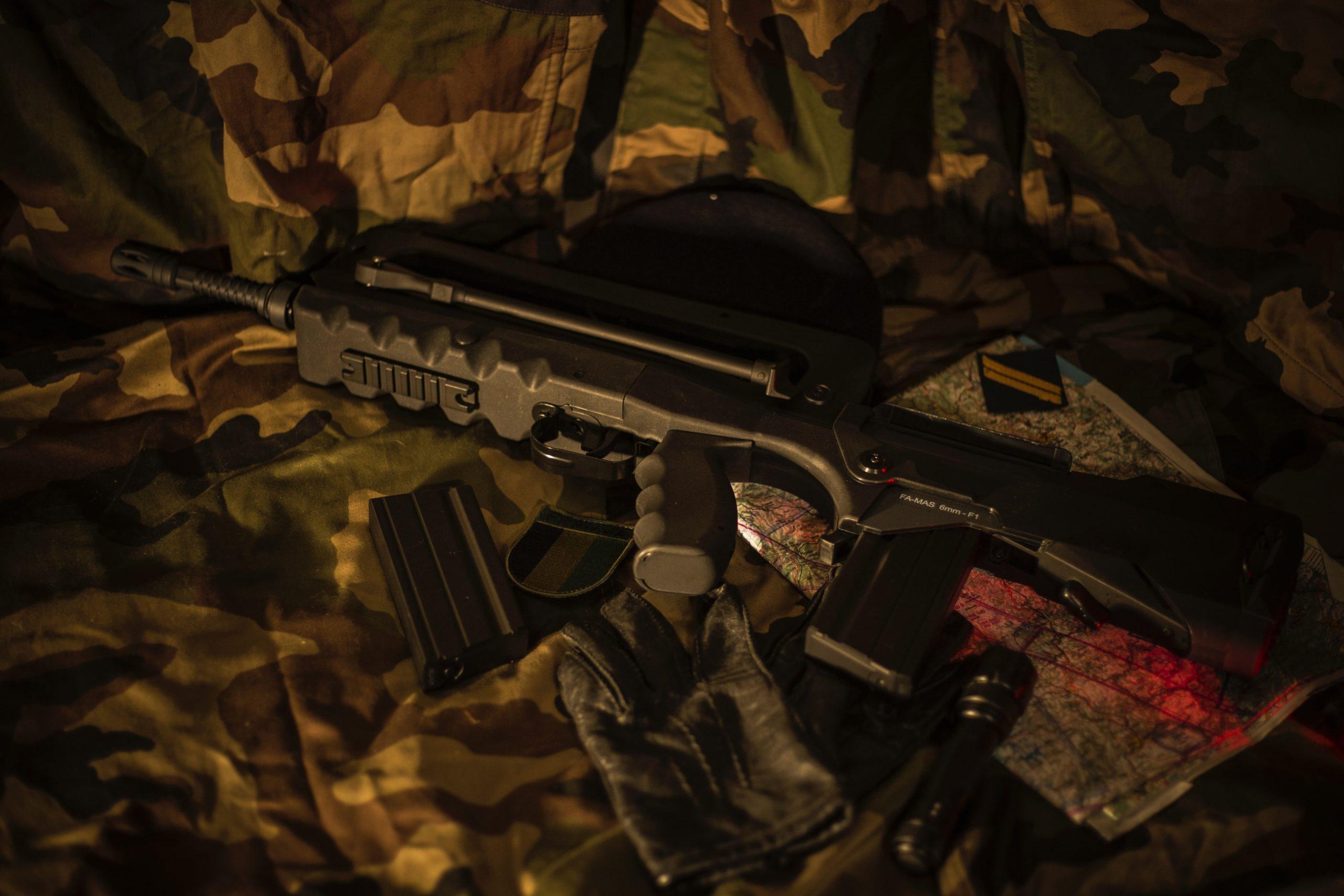 broń kolekcjonerska