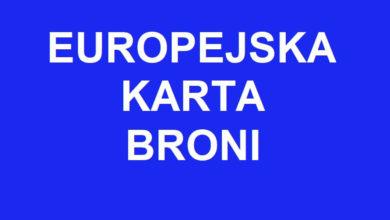 europejsa karta broni