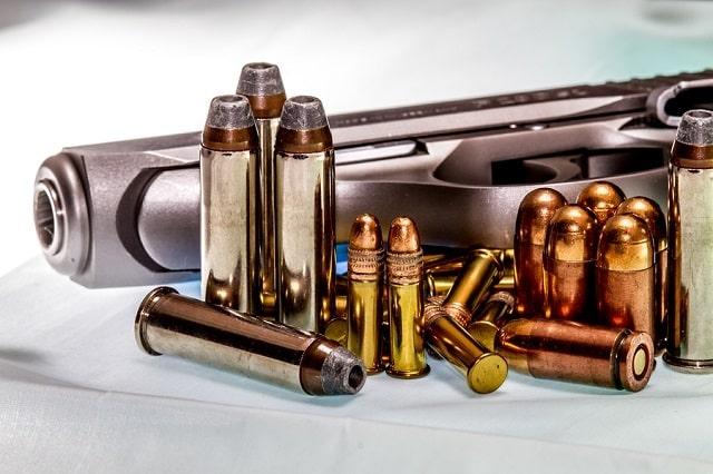 broń kaliber