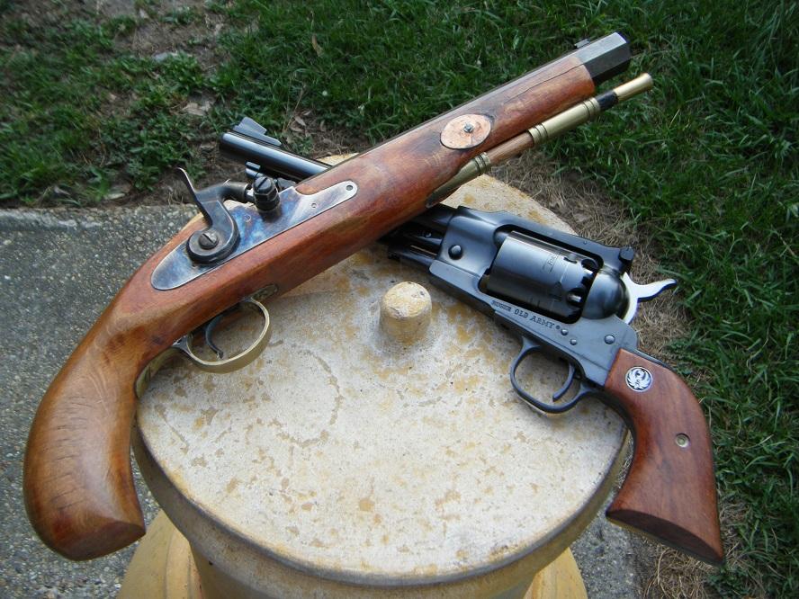 jaka replika broni palne