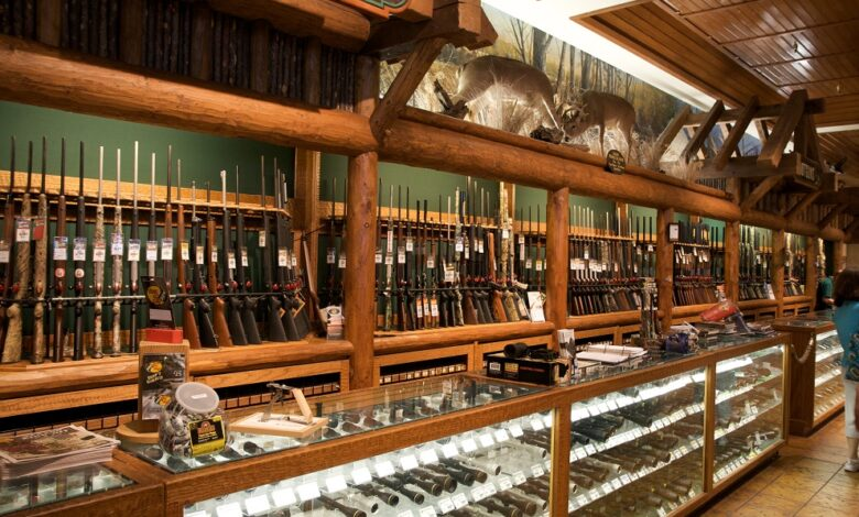sklep z bronią