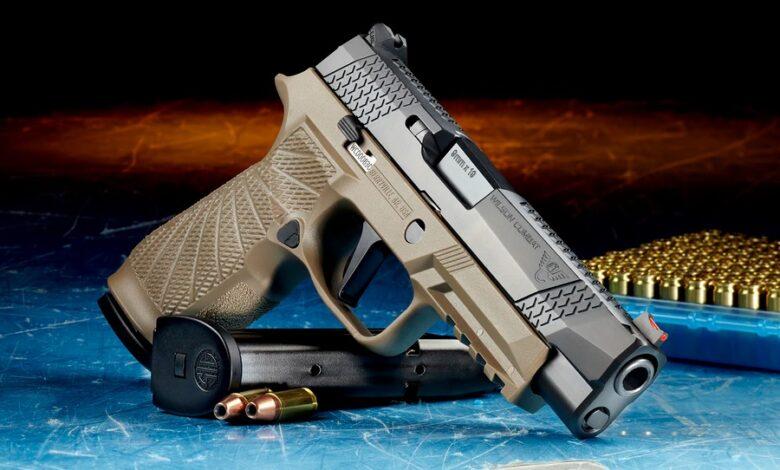 najlepsze pistolety 9mm