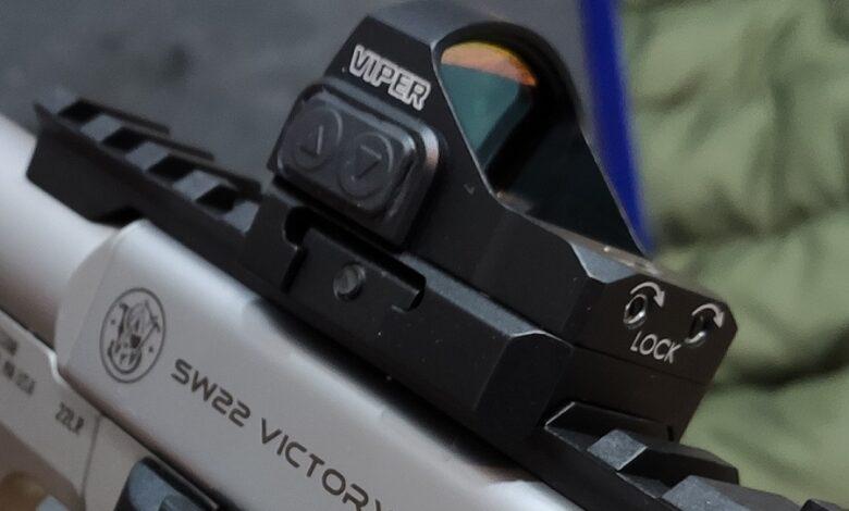 ranking kolimatorów do pistoletów